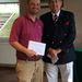 <Phil Brittain of Surrey Downs Golf Club - Third place Downs Trophy scratch